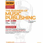 DCEM: MASTERCLASS EDITION [THE BUSINESS OF MUSIC PUBLISHING]